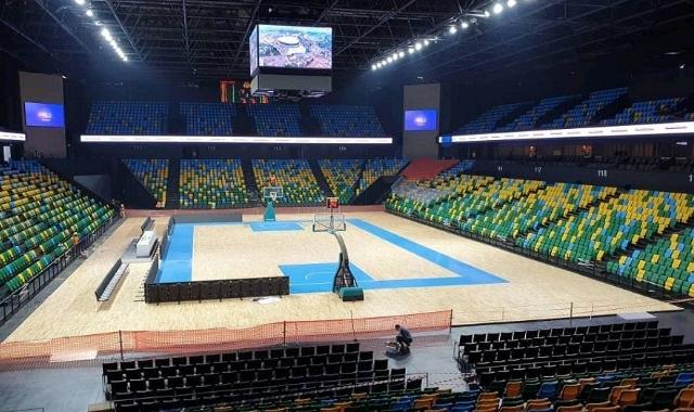 Rwanda basketball
