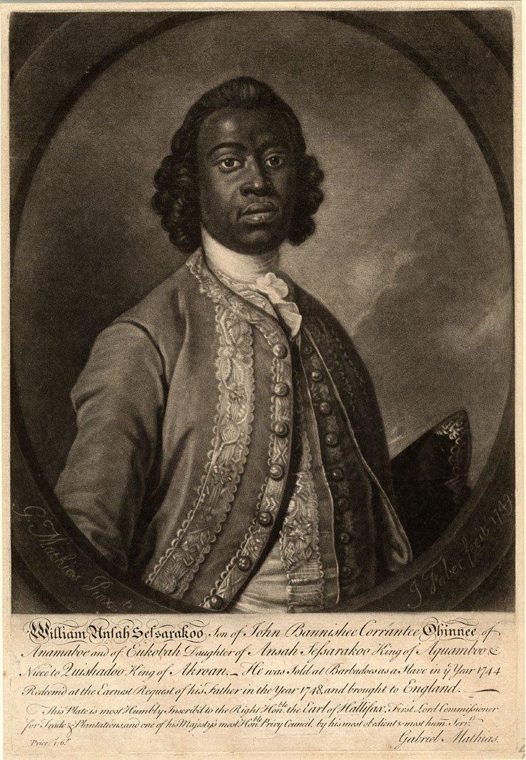 William Ansah Sessarakoo