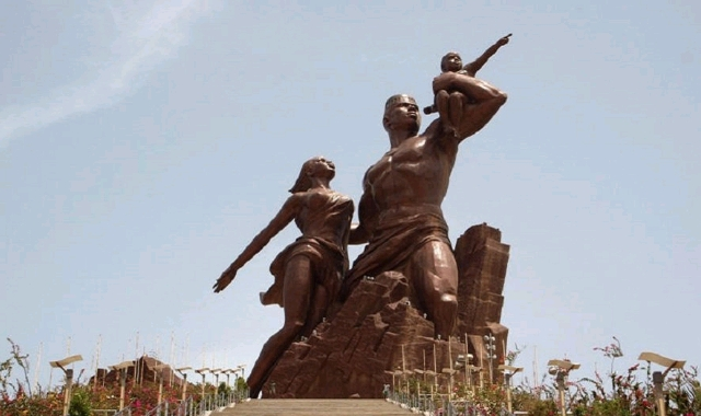 The African Resistance Monument