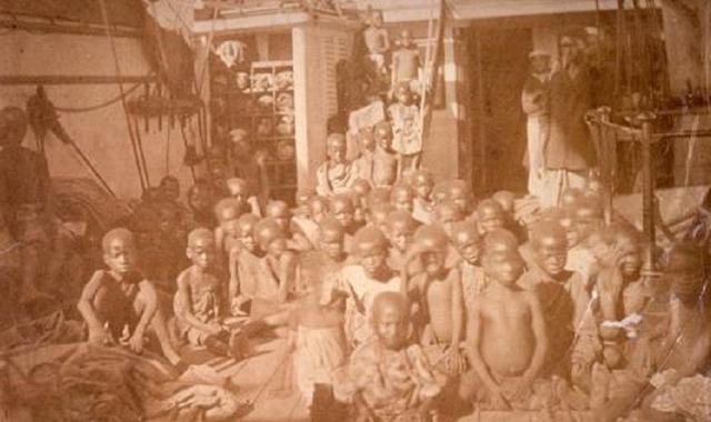 Oromo children