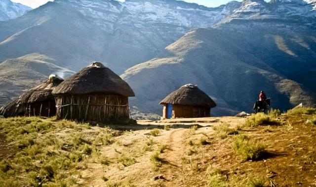 lesotho house