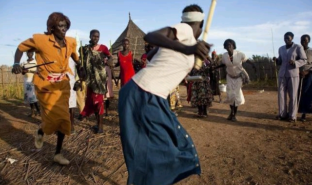 South Sudanese families