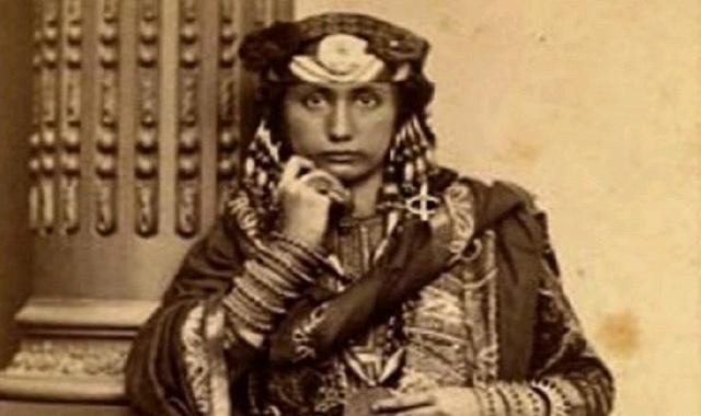 Princess Sayyida Salme