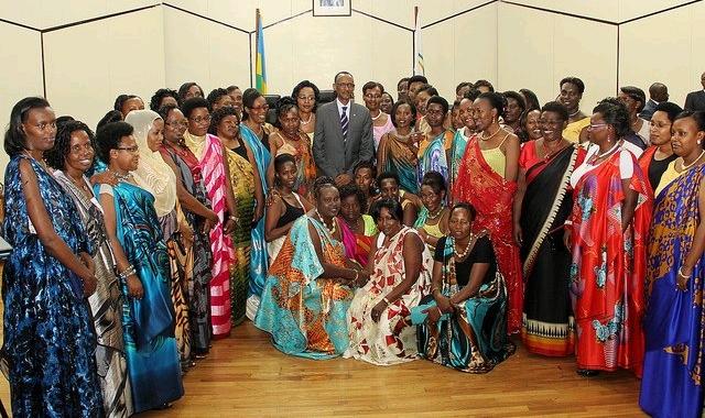 Rwanda parliament members