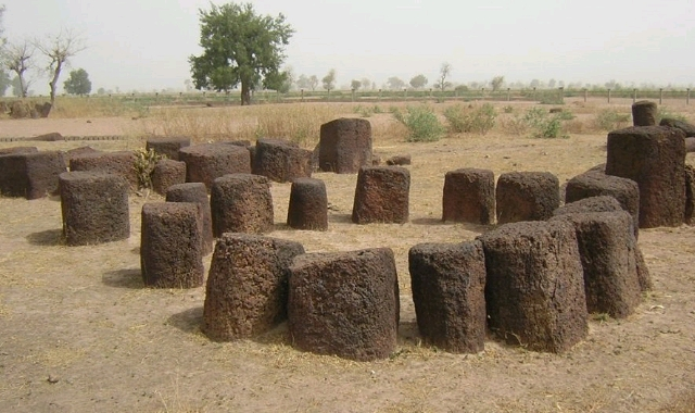 Stone Circles of the Gambia