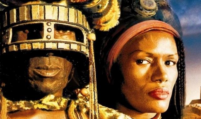 Shaka Zulu and Nandi