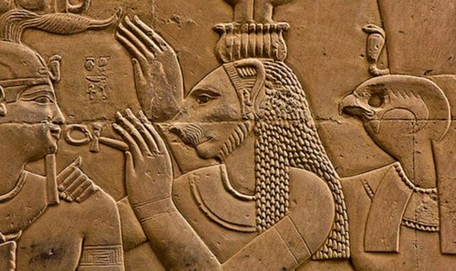Statues of Sekhmet