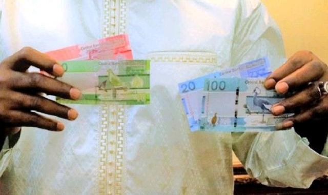 Gambia money