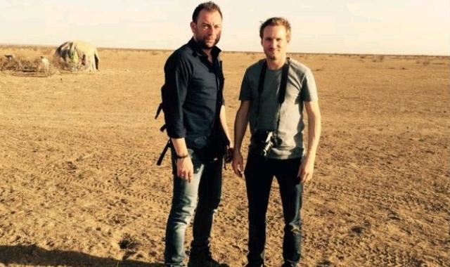 Kurt Wertelaers and Benoit de Freine