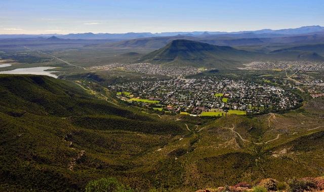 Graaff-Reinet in the Eastern Cape