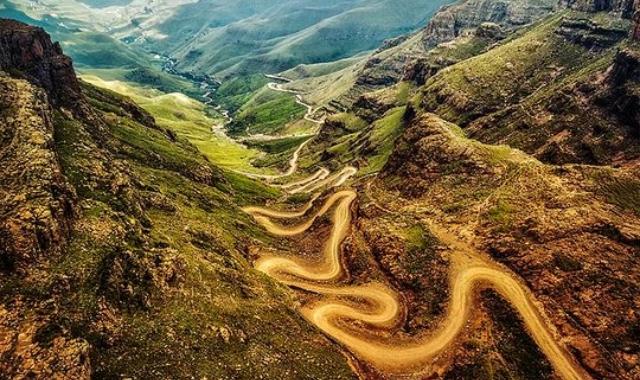 Sani Pass– South Africa