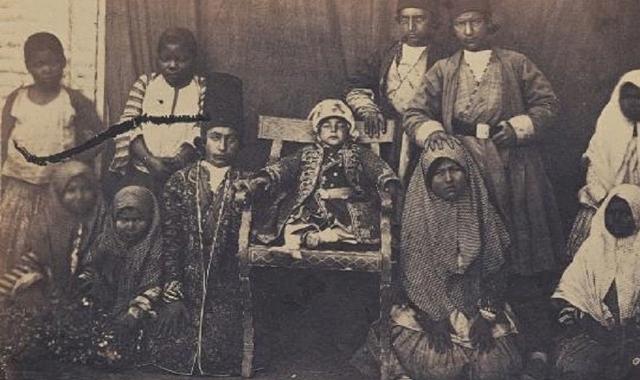 black Iranians