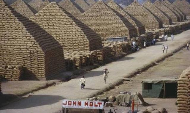 Kano Groundnut Pyramids