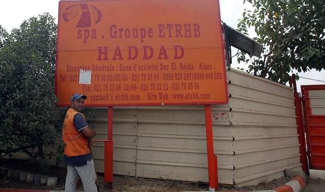 ETRHB Haddad group
