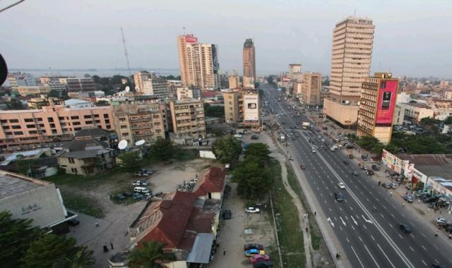 Kinshasa, DRC