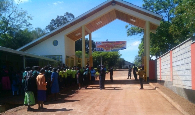 Nyamira County hospital
