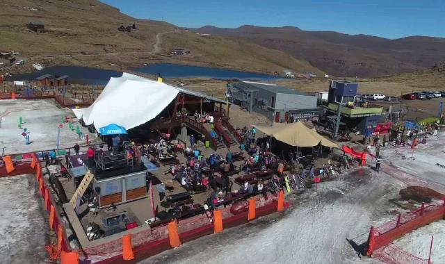 Afriski Moutain Resort in Lesotho