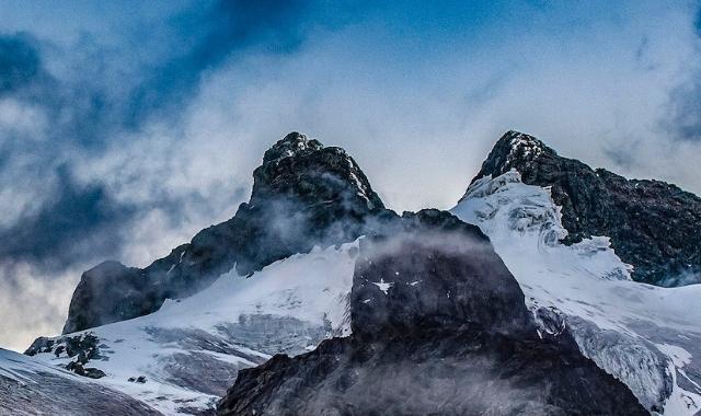 Mount Stanley– DRC & Uganda