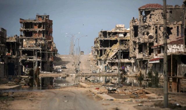 Bombing Libya