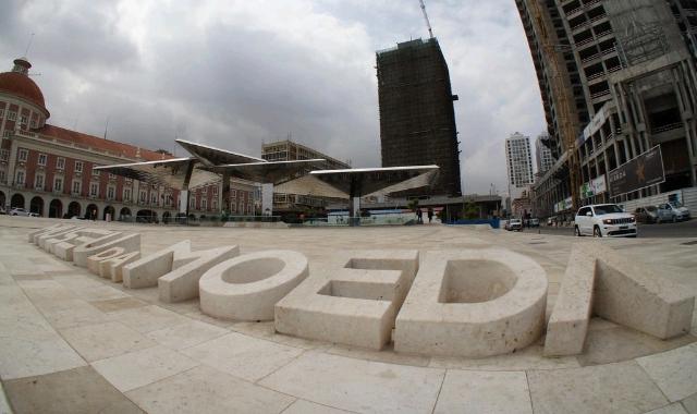 The Museu da Moeda in Luanda