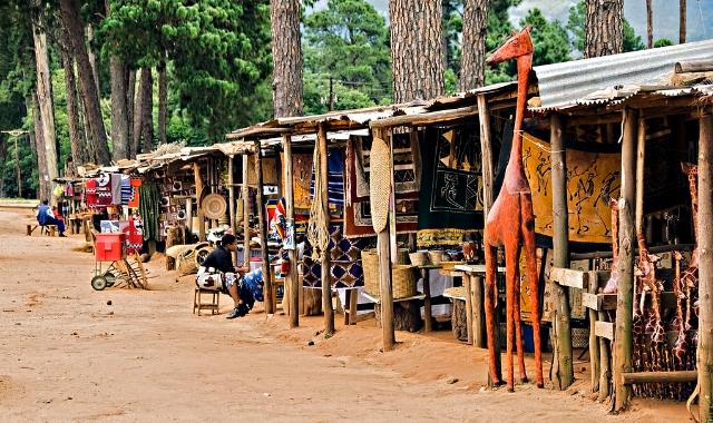 Mbabane Tourist Market