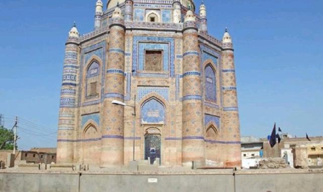 Tomb Ali Akbar fial