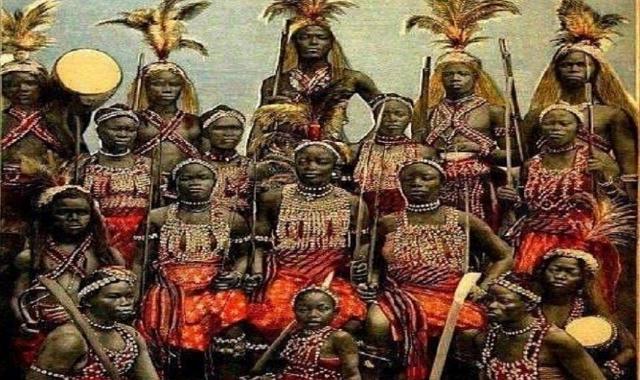 dahomey women warriors