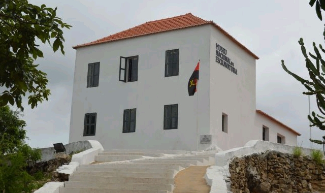 The National Museum of Slavery in Luanda
