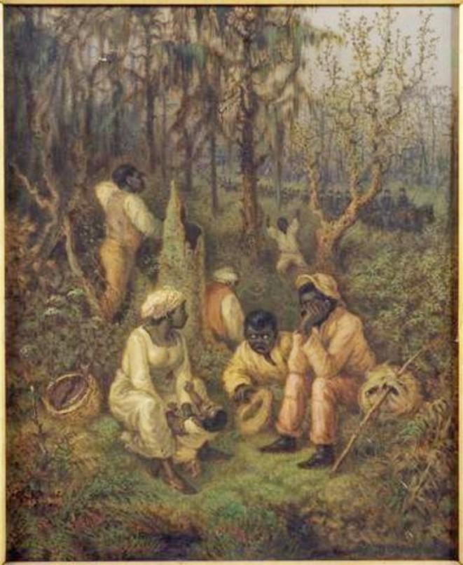 Great Dismal Swamp Fugitive Slaves