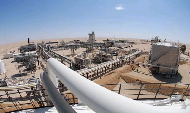 libya natural gas