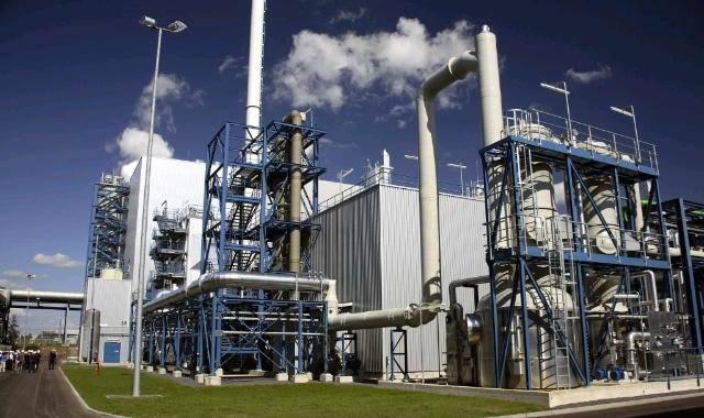 Nigeria natural gas