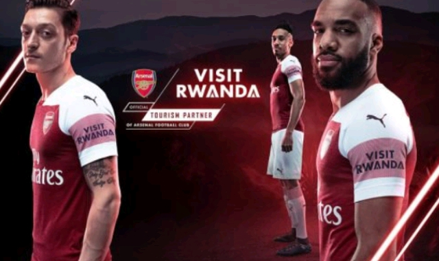 Rwanda's Arsenal