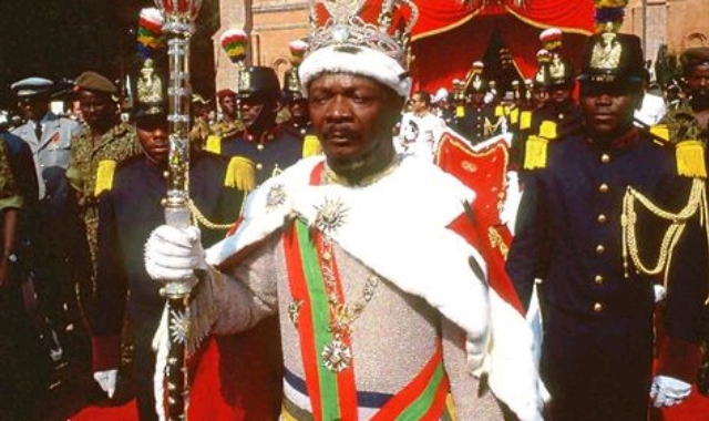 Jean-Bedel Bokassa