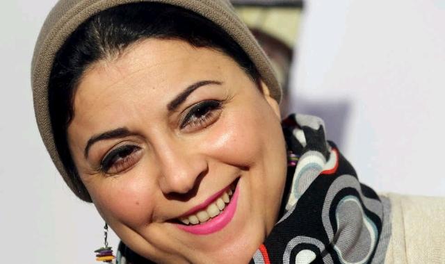 Esraa Abdel Fattah.