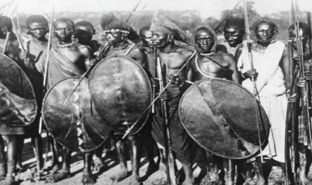 The warriors of Tanganyika