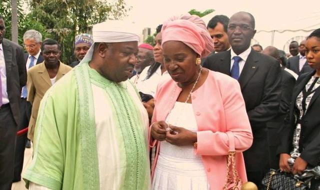 Pascaline Bongo Ondimba