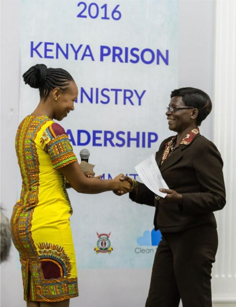 Theresa Njoroge